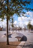 τετράγωνο πάγκων Στοκ φωτογραφίες με δικαίωμα ελεύθερης χρήσης