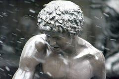 Τετράγωνο πηγών του Κινκινάτι Στοκ Εικόνες