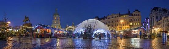 Τετράγωνο του ST Sofia σε Kyiv Στοκ φωτογραφία με δικαίωμα ελεύθερης χρήσης