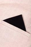 Τετράγωνο τσεπών Στοκ Εικόνες