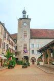 Τετράγωνο Aquitaine στοκ εικόνες