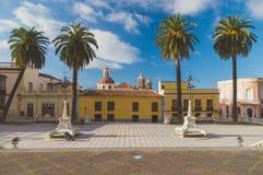 Τετράγωνο Ayuntamiento στο Λα Orotava, Tenerife Στοκ εικόνα με δικαίωμα ελεύθερης χρήσης