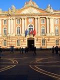 τετράγωνο capitol Στοκ φωτογραφίες με δικαίωμα ελεύθερης χρήσης