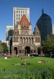 τετράγωνο copley της Βοστώνης Στοκ Φωτογραφίες