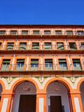 Τετράγωνο Corredera στην Κόρδοβα, Ισπανία Στοκ εικόνες με δικαίωμα ελεύθερης χρήσης