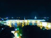 Τετράγωνο Dvortsovaya στοκ φωτογραφία