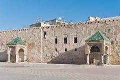 τετράγωνο EL hedim meknes Μαρόκο Στοκ φωτογραφίες με δικαίωμα ελεύθερης χρήσης