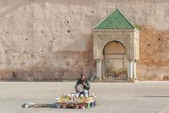 Τετράγωνο EL Hedim, Meknes, Μαρόκο Στοκ φωτογραφίες με δικαίωμα ελεύθερης χρήσης