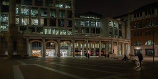 Τετράγωνο Paternoster, Λονδίνο Στοκ Φωτογραφία