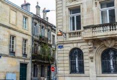 Τετράγωνο pey-Berland του Μπορντώ, Aquitaine Γαλλία Στοκ φωτογραφίες με δικαίωμα ελεύθερης χρήσης