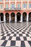 τετράγωνο plaza massena Στοκ Φωτογραφία