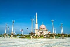 Τετράγωνο Putra στοκ φωτογραφία