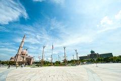 Τετράγωνο Putra στοκ εικόνες με δικαίωμα ελεύθερης χρήσης