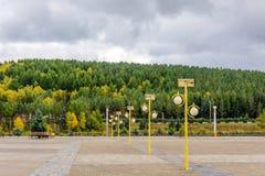 Τετράγωνο Saihaiba στοκ φωτογραφίες με δικαίωμα ελεύθερης χρήσης