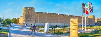 Τετράγωνο Shohada, Shiraz, Ιράν Στοκ Εικόνα