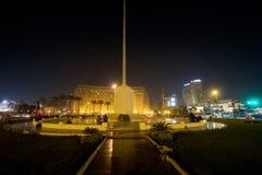 Τετράγωνο Tahrir στοκ εικόνα