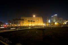 Τετράγωνο Tahrir στοκ φωτογραφία με δικαίωμα ελεύθερης χρήσης