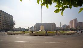 Τετράγωνο Tahrir στοκ φωτογραφίες