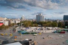 Τετράγωνο Taksim στη Ιστανμπούλ Στοκ Φωτογραφίες