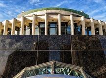 Τετραγωνικές τέχνες (Place des Arts) Στοκ φωτογραφία με δικαίωμα ελεύθερης χρήσης