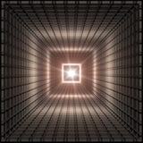 τετραγωνική σήραγγα απεικόνιση αποθεμάτων