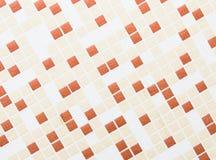Τετραγωνική ταπετσαρία Στοκ εικόνα με δικαίωμα ελεύθερης χρήσης