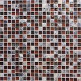 Τετραγωνικοί διακοσμητικοί τοίχος και πάτωμα κεραμιδιών Στοκ εικόνα με δικαίωμα ελεύθερης χρήσης