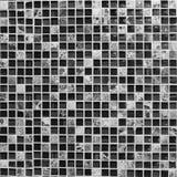 Τετραγωνικοί διακοσμητικοί τοίχος και πάτωμα κεραμιδιών Στοκ φωτογραφία με δικαίωμα ελεύθερης χρήσης