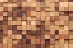 Τετραγωνικοί ξύλινοι σωροί Στοκ εικόνες με δικαίωμα ελεύθερης χρήσης