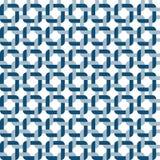 Τετραγωνικό άνευ ραφής διάνυσμα σχεδίων Στοκ φωτογραφίες με δικαίωμα ελεύθερης χρήσης