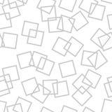 Τετραγωνικό γεωμετρικό σχέδιο 1866 βασισμένο Charles Δαρβίνος εξελικτικό διάνυσμα δέντρων εικόνας άνευ ραφής Στοκ εικόνες με δικαίωμα ελεύθερης χρήσης