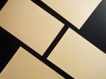 Τετραγωνικό ιπτάμενο Στοκ φωτογραφία με δικαίωμα ελεύθερης χρήσης