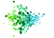 τετραγωνικό κύμα στοκ εικόνες με δικαίωμα ελεύθερης χρήσης
