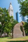 Τετραγωνικό πάρκο του Μάντισον, NYC Στοκ Φωτογραφίες