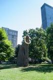 Τετραγωνικό πάρκο του Μάντισον, NYC Στοκ Εικόνα