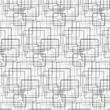 Τετραγωνικό σχέδιο Στοκ Εικόνες