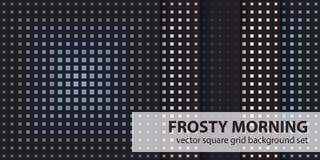 Τετραγωνικό σύνολο σχεδίων Στοκ εικόνες με δικαίωμα ελεύθερης χρήσης