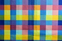 Τετραγωνικό υπόβαθρο χρωμάτων Στοκ Φωτογραφία