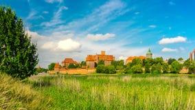 Τευτονικό κάστρο διαταγής σε Malbork φιλμ μικρού μήκους