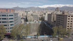 Τεχεράνη, Ιράν - 2019-04-03 - ανίχνευση 1 πόλεων - έφυγε στο δικαίωμα φιλμ μικρού μήκους