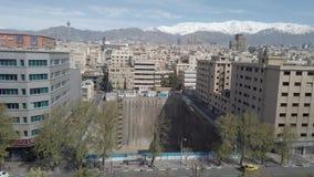 Τεχεράνη, Ιράν - 2019-04-03 - ανίχνευση 2 πόλεων - δεξιά προς τα αριστερά φιλμ μικρού μήκους