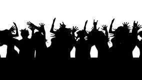 τεχνάσματα χορού κίτρινα περιτυλιγμένος Κινήσεις καμερών προς το αριστερό απόθεμα βίντεο
