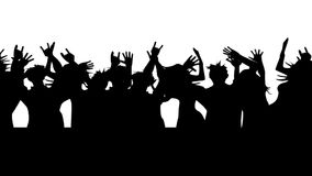 τεχνάσματα χορού κίτρινα περιτυλιγμένος Σε μια άσπρη ανασκόπηση απόθεμα βίντεο