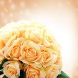 Τεχνητά λουλούδια τριαντάφυλλων Στοκ εικόνα με δικαίωμα ελεύθερης χρήσης