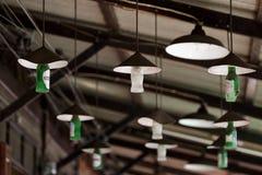Τεχνητά πρότυπα φωτισμού Στοκ εικόνα με δικαίωμα ελεύθερης χρήσης