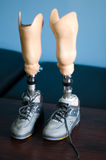 τεχνητά πόδια s παιδιών στοκ εικόνες