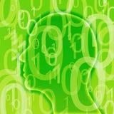 Τεχνητή νοημοσύνη - εικόνα έννοιας Στοκ φωτογραφίες με δικαίωμα ελεύθερης χρήσης