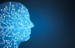 τεχνητή νοημοσύνη ελεύθερη απεικόνιση δικαιώματος