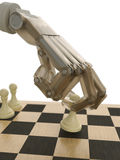 Τεχνητή νοημοσύνη Στοκ Εικόνες