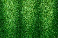 Τεχνητή πράσινη σύσταση χλόης ή πράσινο υπόβαθρο χλόης για το σχέδιο Στοκ Φωτογραφία